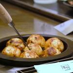 お好み焼き&たこ焼きの手作り鉄板焼き体験☆ 訪日のご友人などと一緒に日本食文化を楽しんでみませんか