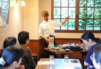 「 ドス ガトスのスペイン料理教室 」 ~ 塩豚と鶏肉と野菜のパエリャ、ガスパチョ、お楽しみタパス!