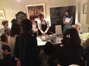 【大好評!料理教室♪】ご家庭でできる!プロが教えるお手軽イタリアンレシピ☆
