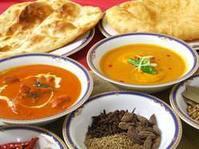 カジュアルにこれまでのイメージを一新!「本場インド料理の魅力を知ろうの会♪」