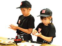 【食育体験!】お寿司職人体験教室&魚釣りでお子様の食育に!