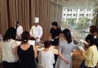 【30人以上のご予約限定】カフェセレお料理教室!!資生堂パーラーシェフ直伝の料理をご紹介!