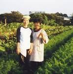 第58回 みかづき×農家で学ぶ★里芋の芋掘り&秋空の下で温か料理を♪