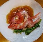 ★【オンラインNO3】!!!  魚のアラ煮で煮魚の基礎を学ぶ & 青菜あえ物