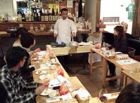 『もういちど、東京。』 ― カフェ東京のお料理教室Vol.27 ・ 春の元気食材×イースター★