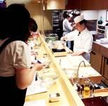 料理教室~日本料理の技術伝承と食文化を学ぶ~「水無月」