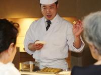 『 日本料理 いしづかのお料理教室 』 ~ 季節の献立:11月 ~