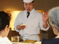 『 日本料理 いしづかのお料理教室 』 ~ 季節の献立:12月 ~