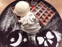 【随時受付中】 ホイッスルカフェ 「 キラキラ★ポップで可愛いワッフルデコレーション体験♪ 」