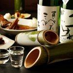 【期間限定】~地金目しゃぶしゃぶと福島の地酒を~