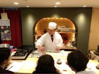 ~菅谷氏に教わる~基本の「き」から学ぶ料理教室♪プロの一手間を伝授☆