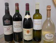 ~お月見とワインのマリアージュの特別ワイン会~