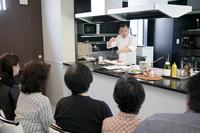 定期開催中!「 レストラン ブランヴェールの料理教室 」