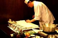 9月のお料理教室と京料理を楽しむ会「松茸料理」