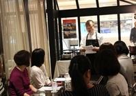 佐藤シェフの料理教室~料理の基本をデモンストレーション形式で伝授&特製ランチコース付~